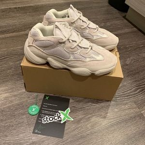 adidas Yeezy 500 'Blush' Men's Sneakers